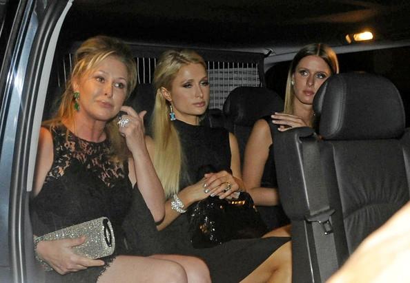 As mulheres Hilton Kathy, Paris e Nicky